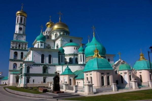 Паломническая поездка в Воскресенский Новоиерусалимский монастырь
