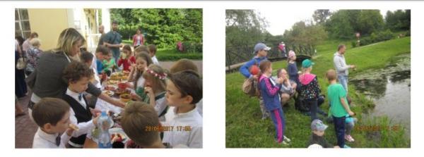 Летняя православная школа